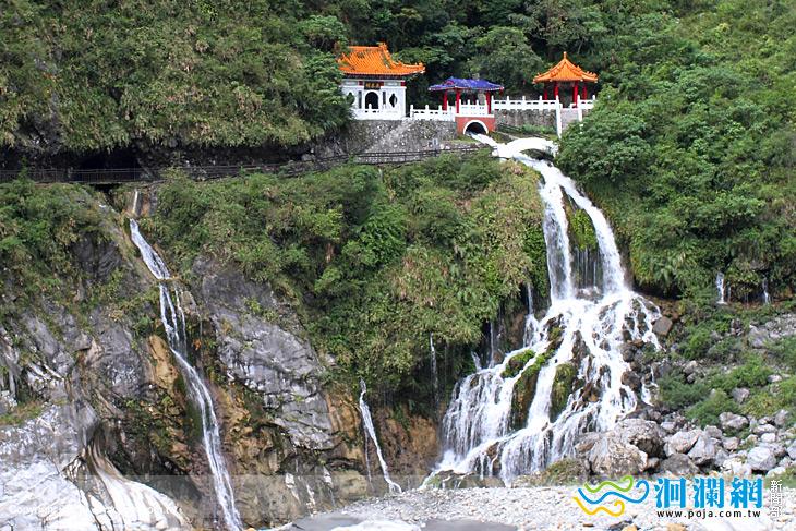 太魯閣國家公園--長春祠步